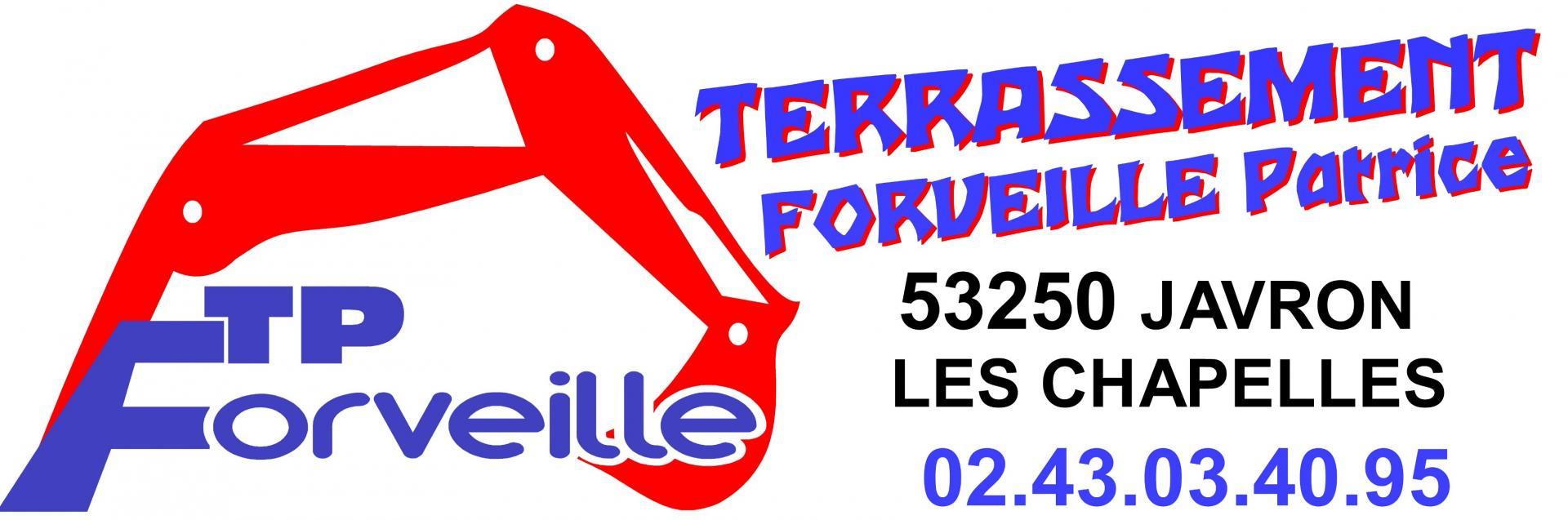 Terrassement FORVEILLE Patrice